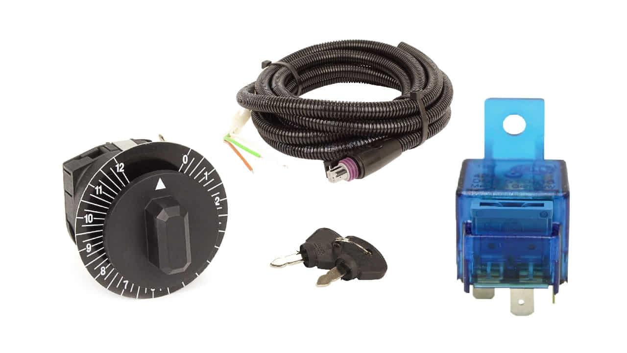 Elcos Motorüberwachung Ersatzteile