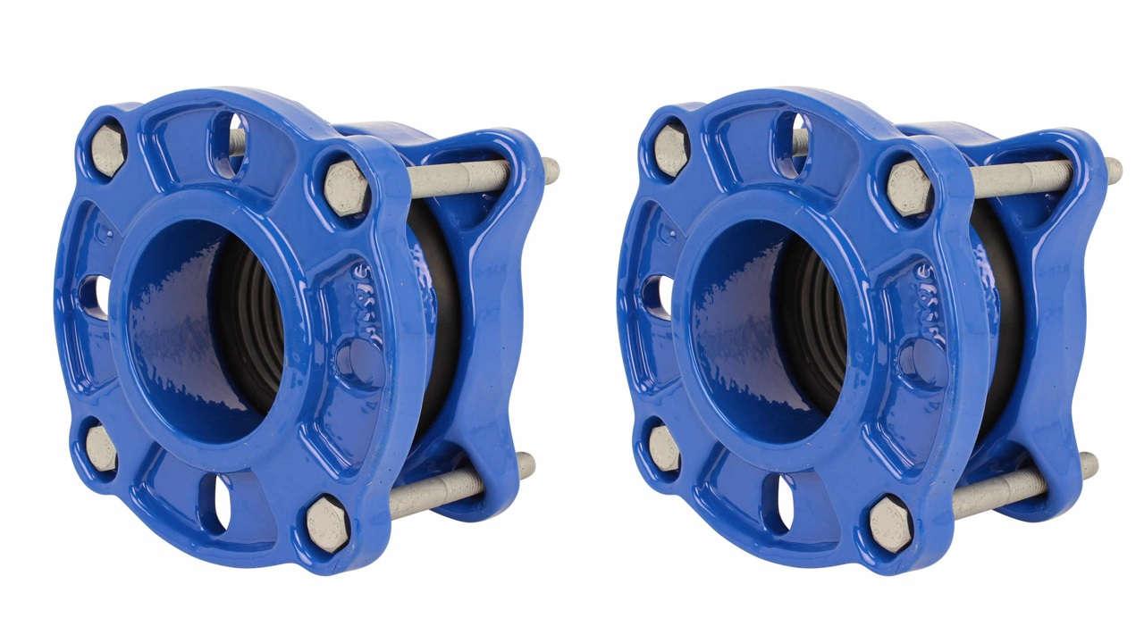 Flansch Adapter flexibel
