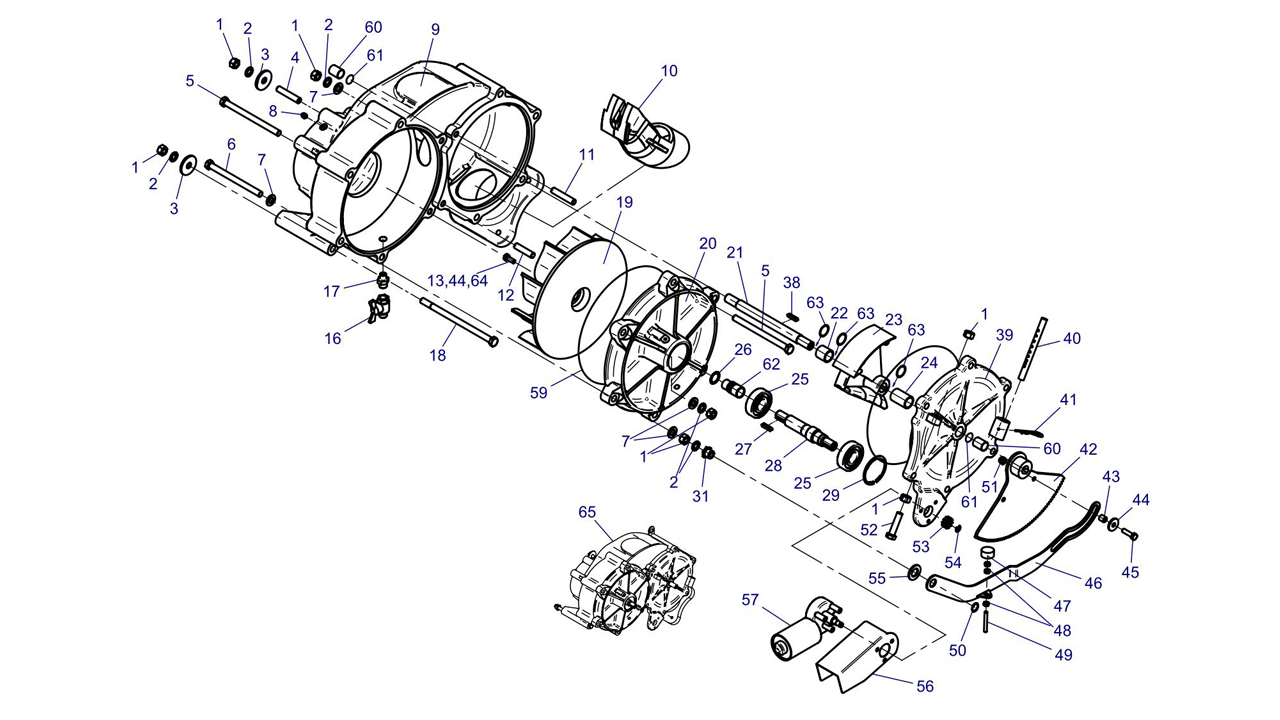 Turbine TVR 60