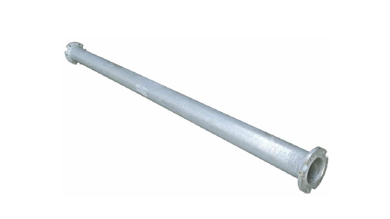 Steigleitung Stahl verzinkt